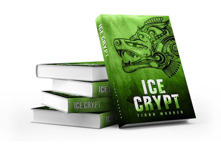 Ice Crypt 3d books