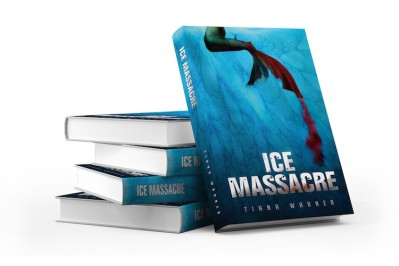 Ice Massacre paperbacks