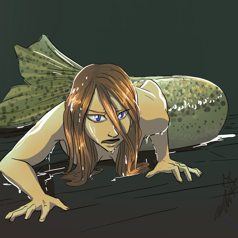 Ice Massacre - Mermaid on deck.jpg